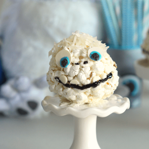 Abominable party ideas