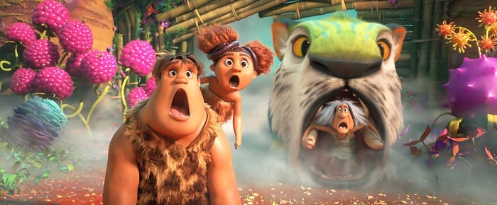 Is Croods 2 ok for kids