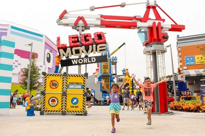 Legoland Florida giveaway 2021