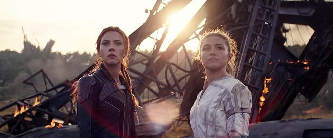 Black widow movie review for parents