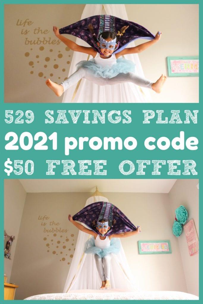 Florida 529 promo code 2021