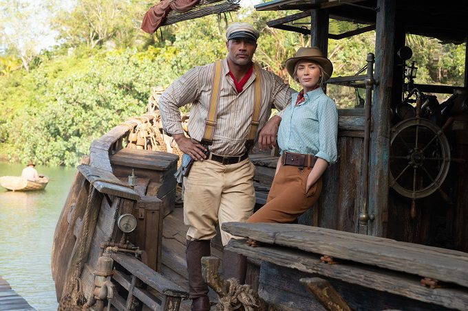Is jungle cruise movie safe for kids