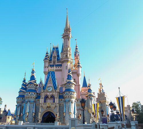 Visiting Disney world post pandemic