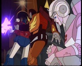 RANDOM ACTION HOUR .:. Transformers: Dark Awakening