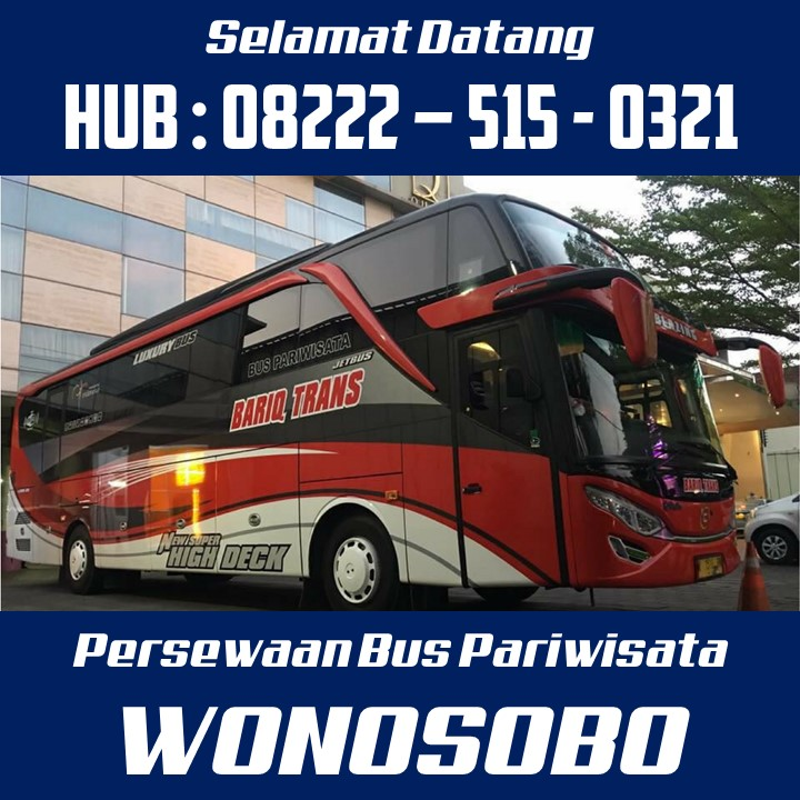 Sewa Bus Wonosobo
