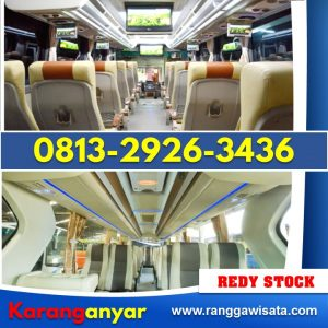 Harga Sewa Bus Medium Karanganyar