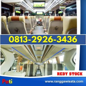 Harga Sewa Bus Medium Pati