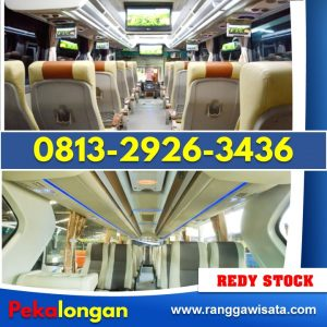 Harga Sewa Bus Medium Pekalongan
