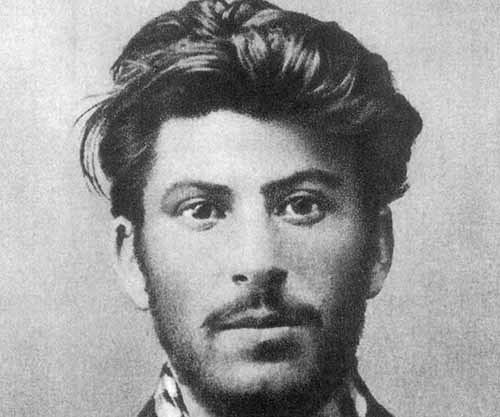 Young Stalin in pictures, 1894-1919
