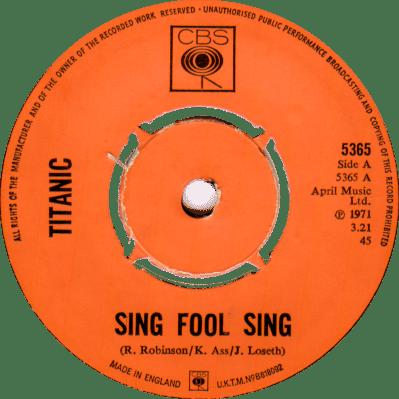 CBS Singles | Rare Record Collector
