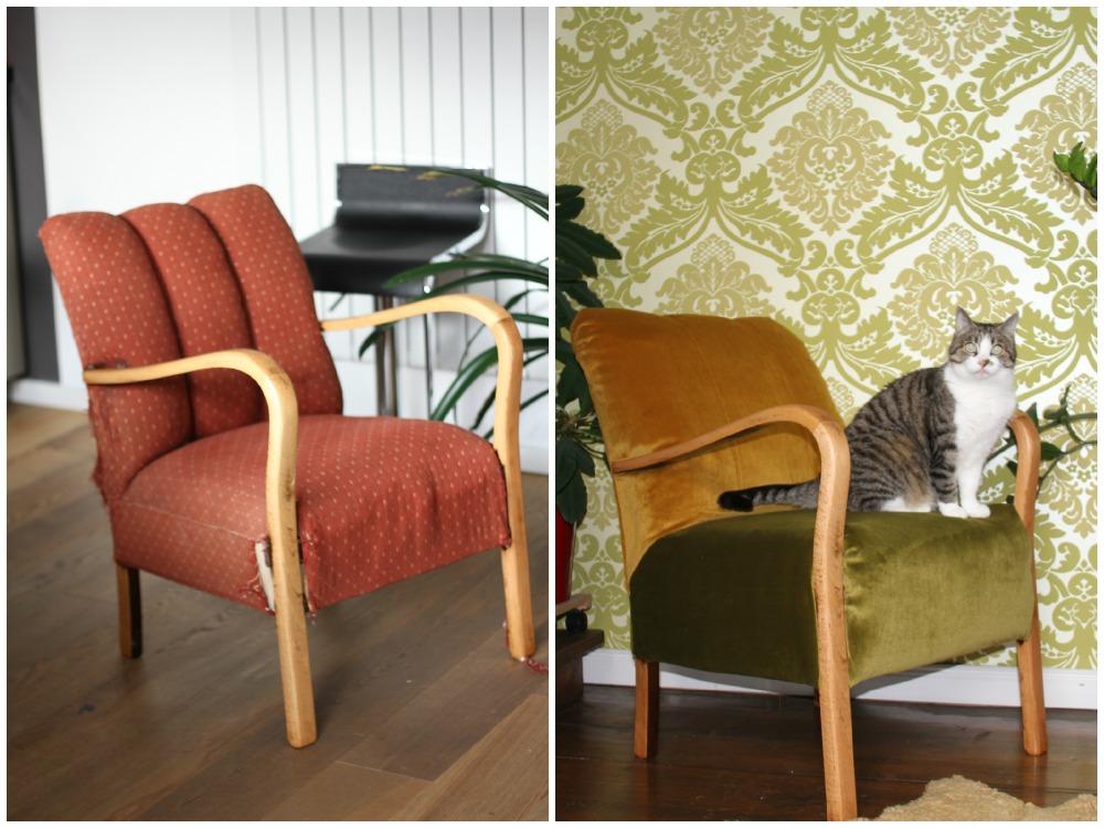 Alte Möbel aufpeppen – So einfach geht's