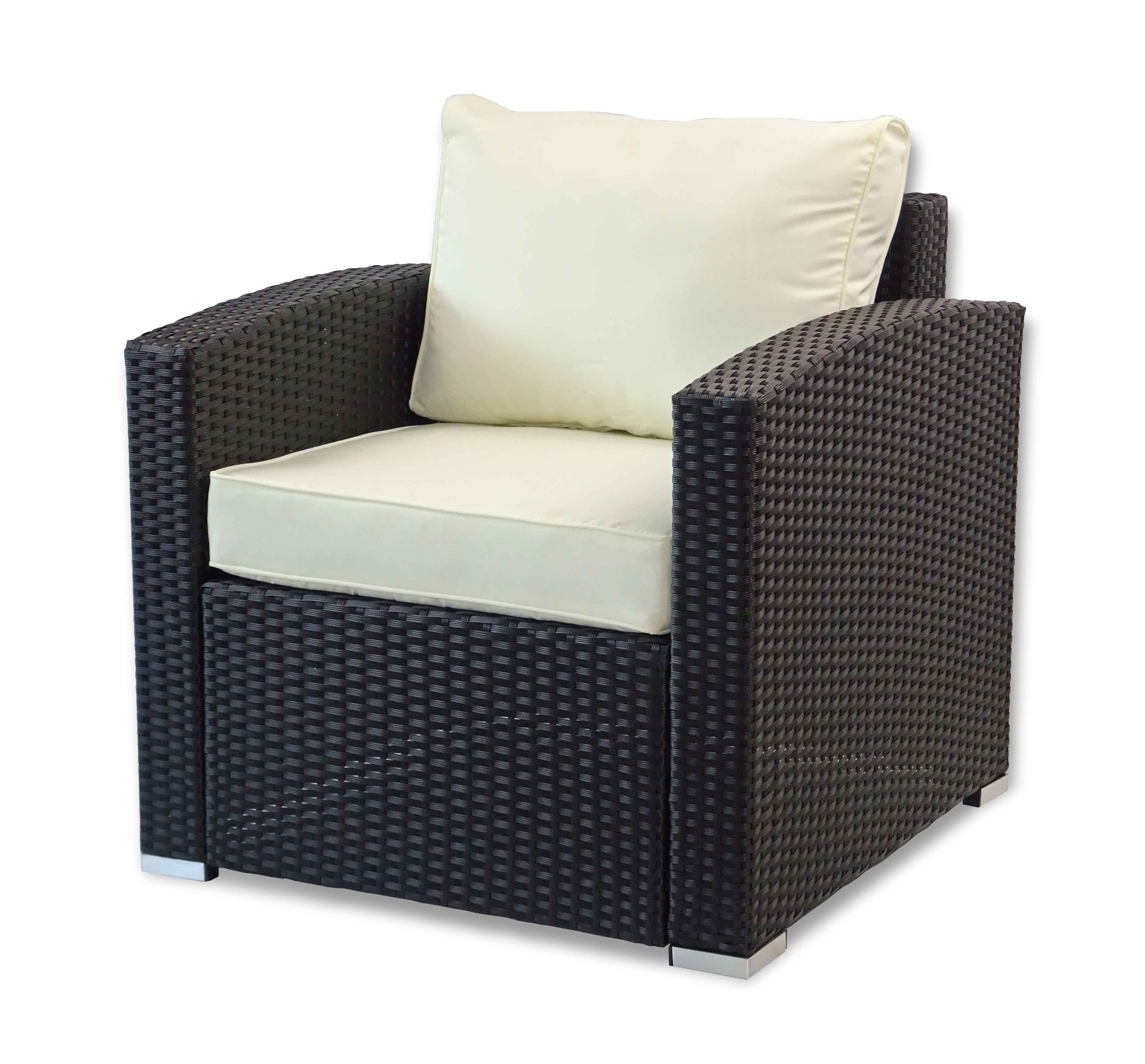 Lounge Outdoor Armchair Rattan Usa