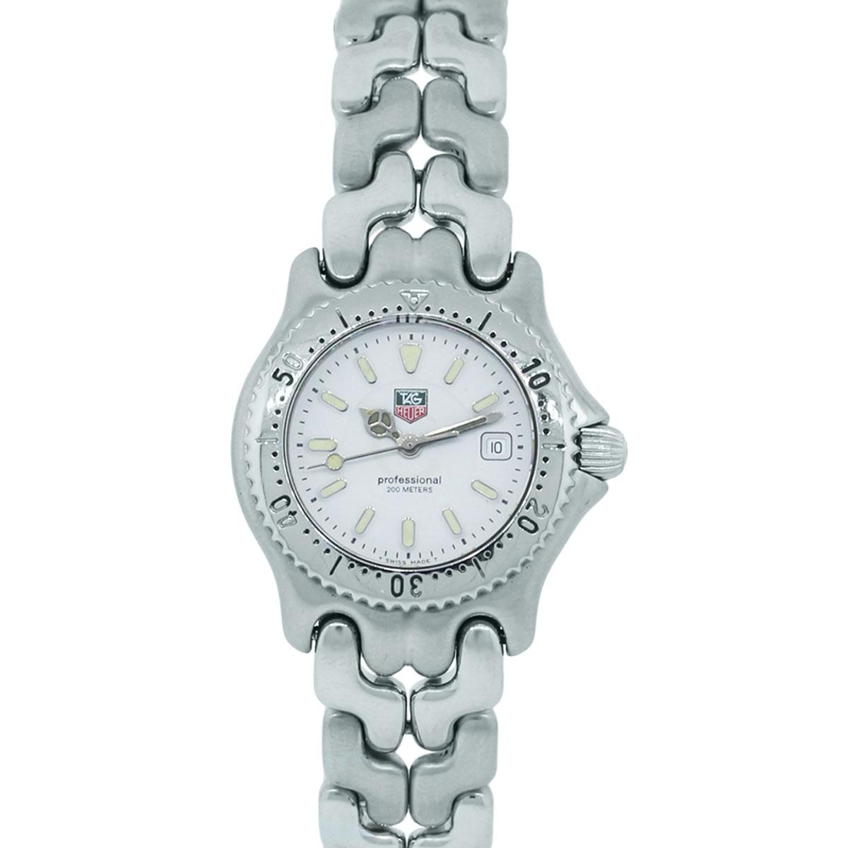 Tag Heuer WG1312-0 Professional Steel Ladies Watch