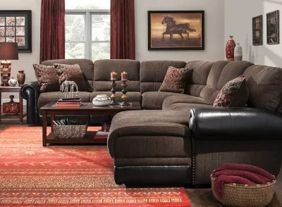 Living Room Furniture   Raymour   Flanigan Sectional Sofas