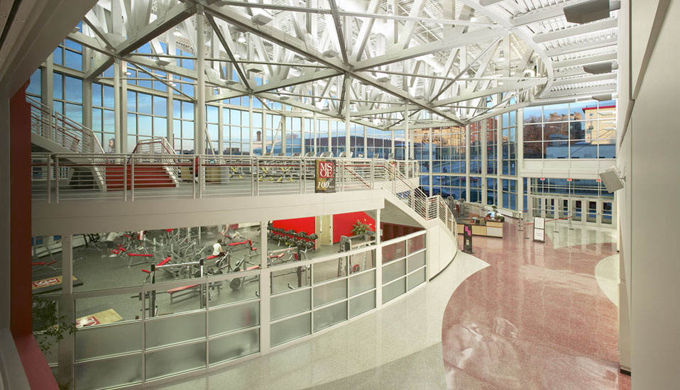 Milwaukee School Of Engineering Kern Center Rdg