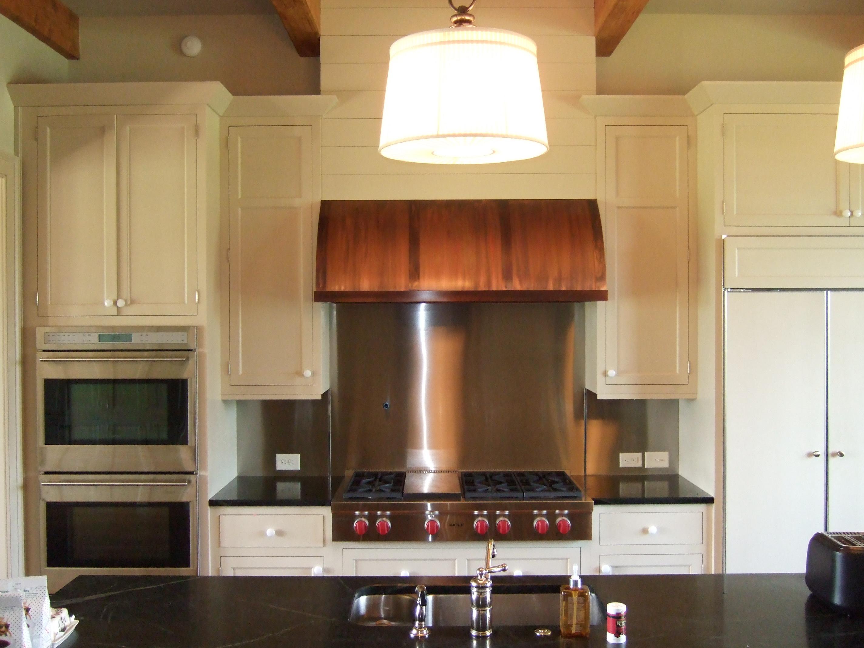Best Kitchen Gallery: Sheet Metal Vent Hood Dean Routechoice Co of Metal Kitchen Hoods on rachelxblog.com
