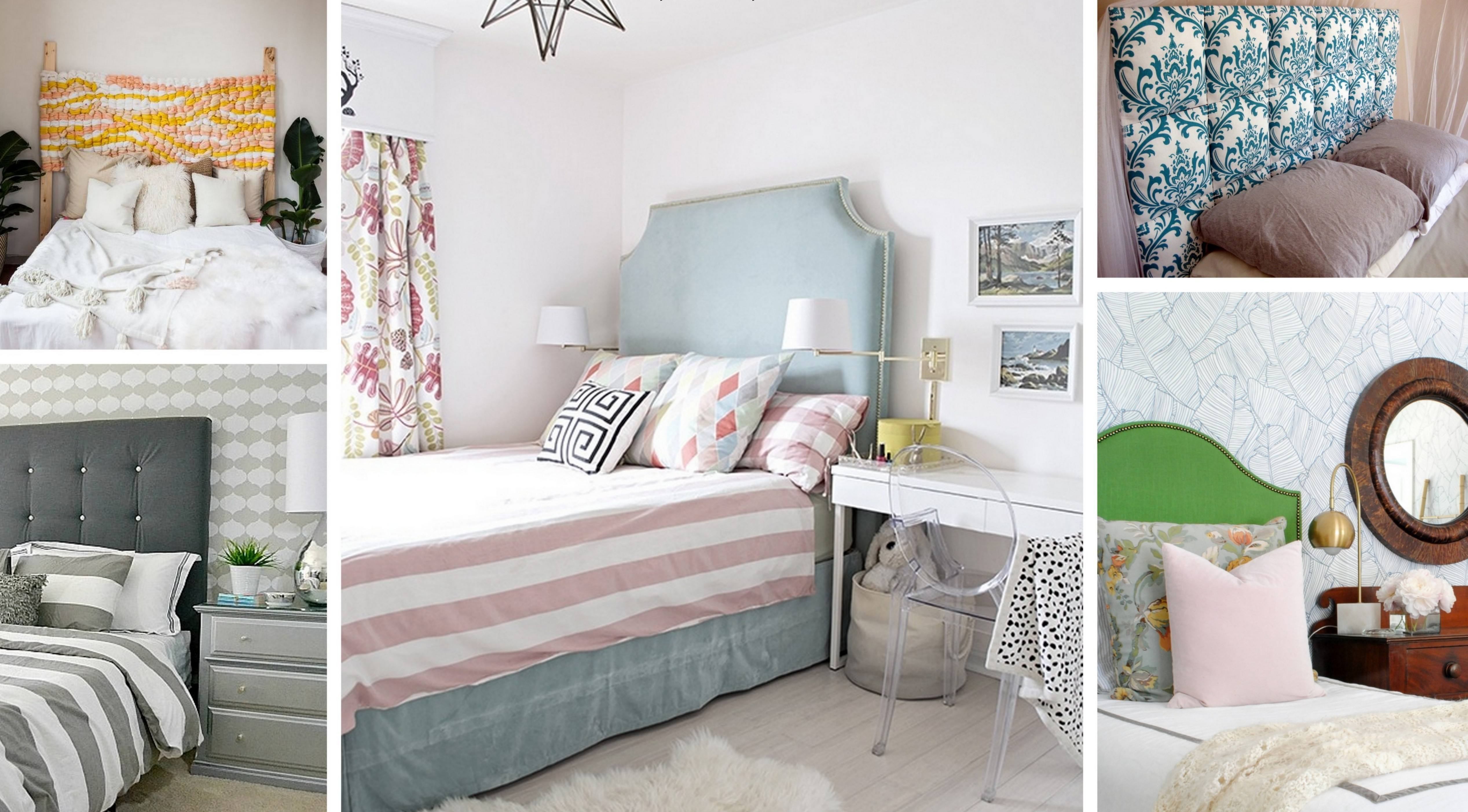 Upholstered Headboard Ideas for Kids   to buy or DIY