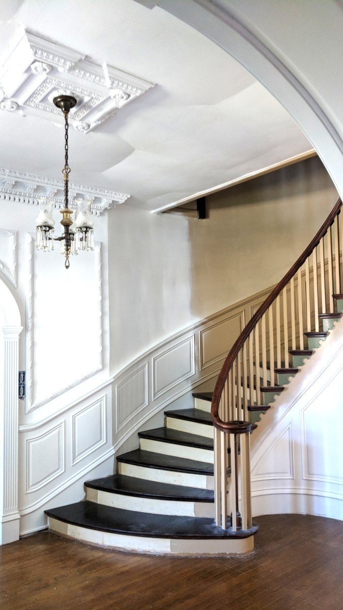 How To Remove Stair Carpet Tips And Tricks Reality Daydream   Carpet Stairs In The Woods   Wilderness   Open Wooden Stair   Glitter   Country House   Traditional