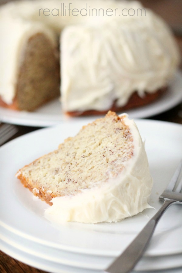 Banana Cake Best Recipes