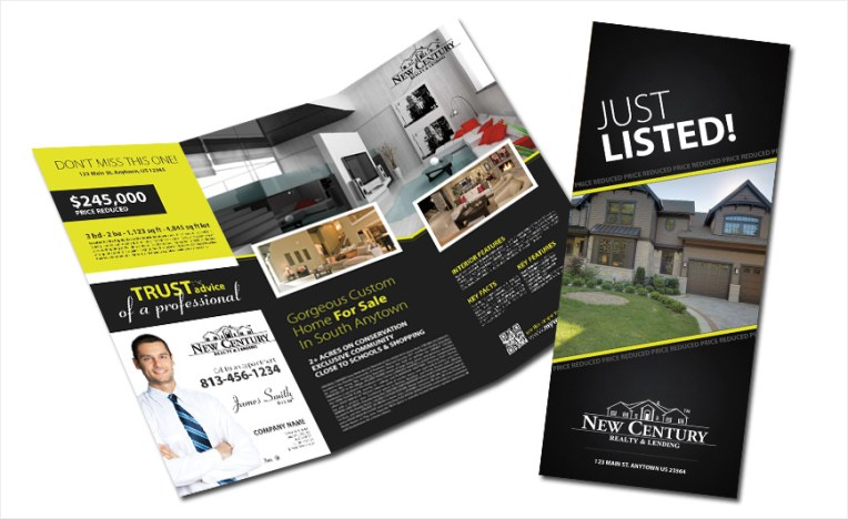 New Century Realty Brochures   New Century Realty Brochure Templates Custom New Century Realty Brochures  New Century Realty Brochure Templates   New Century Realty Brochure designs  New Century Realty Brochure Printing  and