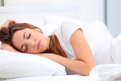 Más sueño durante el embarazo