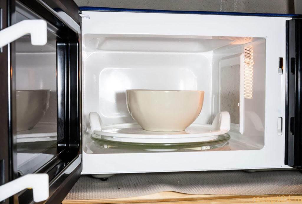 Можно ли приготовить вкусную овсянку в микроволновке