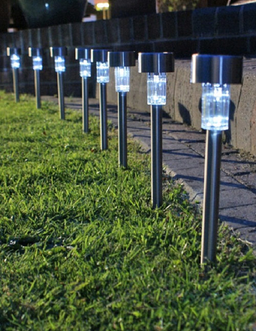 outdoor yard lamps # 32