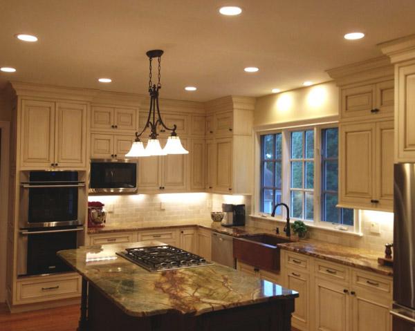 Led Kitchen Lighting Recessed