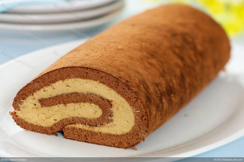Easy Chocolate Cake Roll Recipe