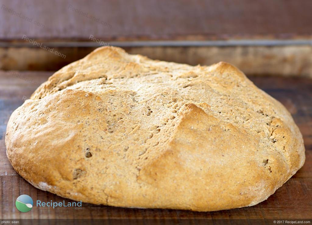Bread Recipe Flour Machine Barley