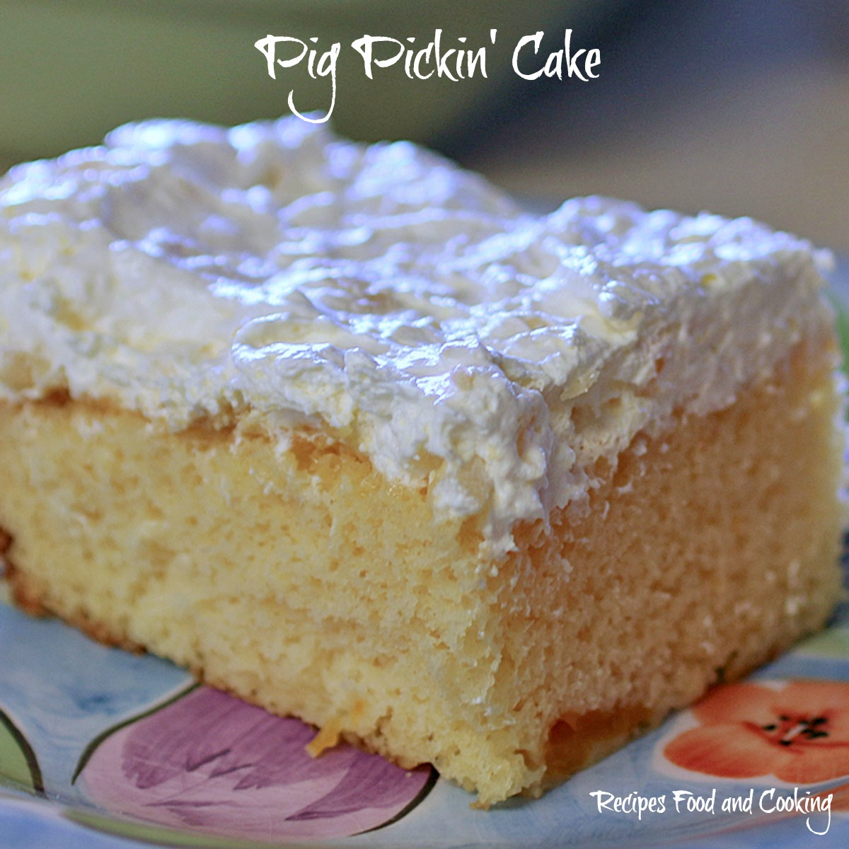 Fast And Easy Cake Recipes