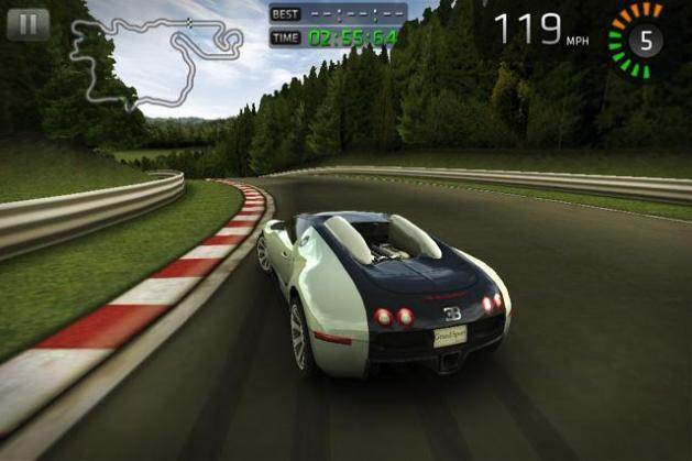 5 Best Racing Games in the App Store for iOS iPhone   iPad   Recomhub best racing games