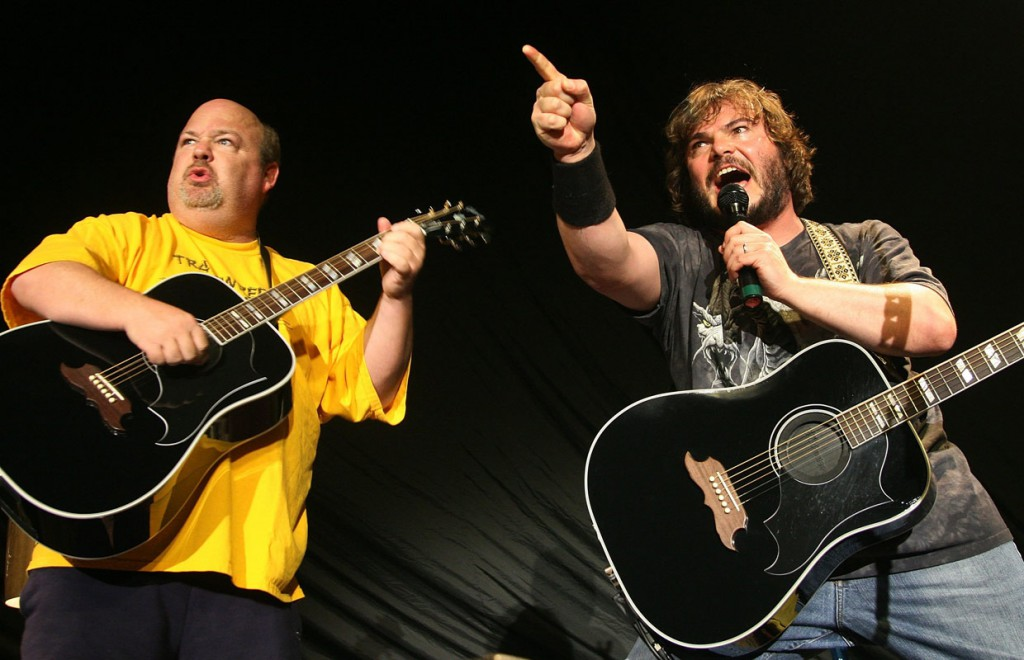 Tenacious D celebrates their 12th anniversary this March ...