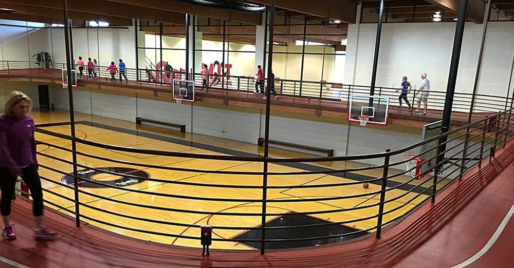 La Fitness Indoor Track