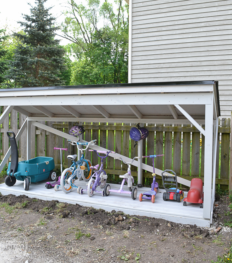 Easy Build Storage Shed
