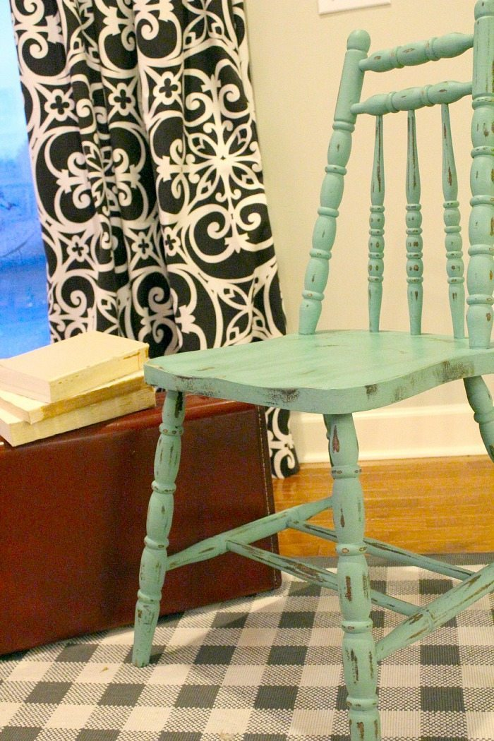 Chair Makeover Refresh Restyle