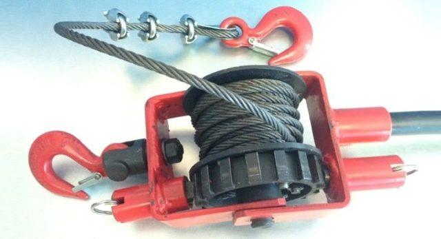 Ręcznie robiona wciągarka domowa: od prostego urządzenia własnymi rękami do konstrukcji bębna z napędem elektrycznym