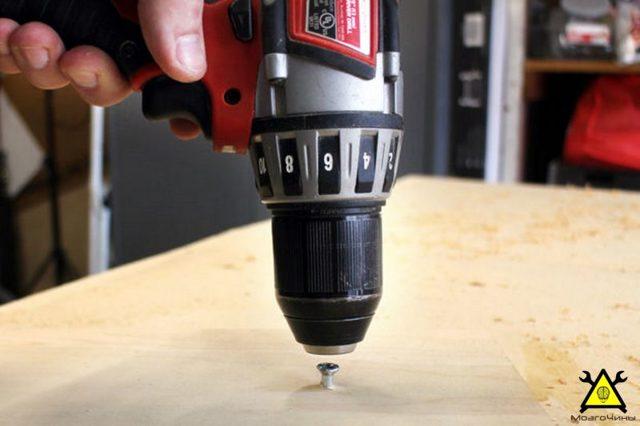 Cum să deșurubați, să întrerupeți, să tăiați sau deșurubați șurubul cu margini rupte