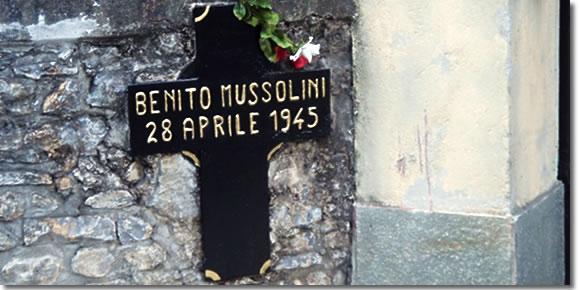 Who Killed Benito Mussolini