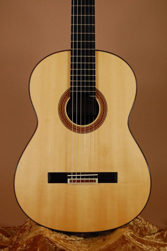 Traditional Classical Guitar Thomas Rein Guitars
