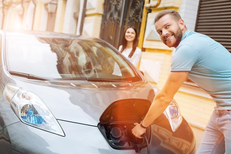 Zo Ga Je Zonder Zorgen Met Een Elektrische Wagen Op Vakantie