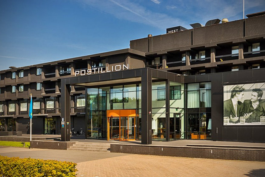 Postillion Hotel Dordrecht: logeren in business class