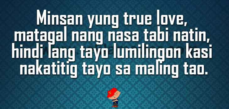 About Love Quotes And Tagalog Relationships