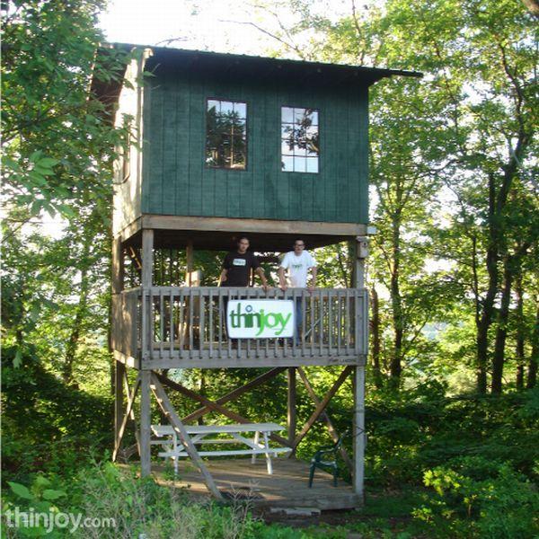 Simple Diy Treehouse Plans Able54ogr