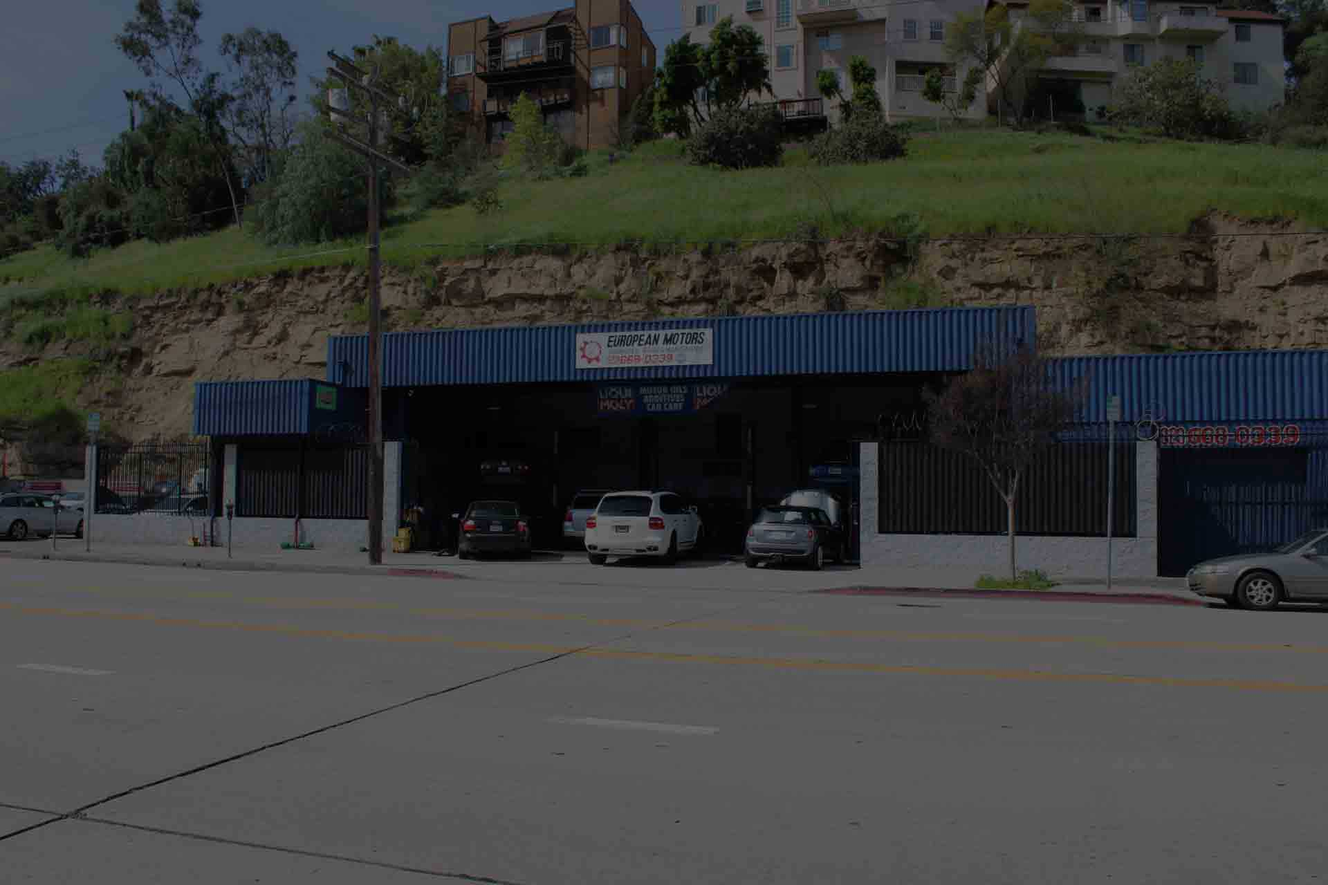 Los Angeles Auto Repair