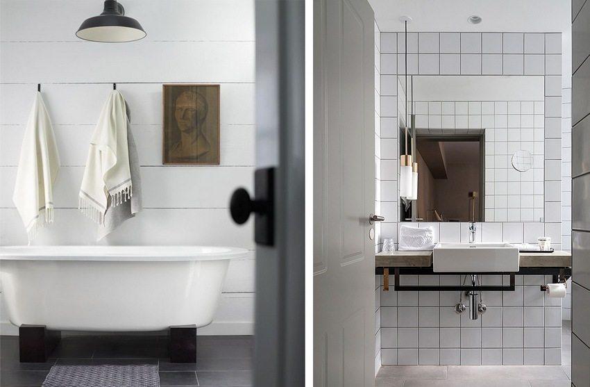 Cu ajutorul panourilor din plastic pentru pereți, puteți crea un design concis modern atât în baie cât și în orice altă cameră.