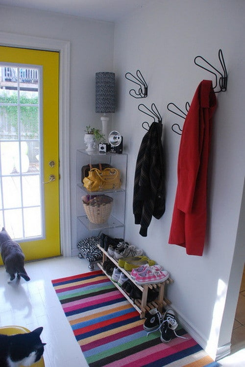 Apartment Entryway Decorating Ideas
