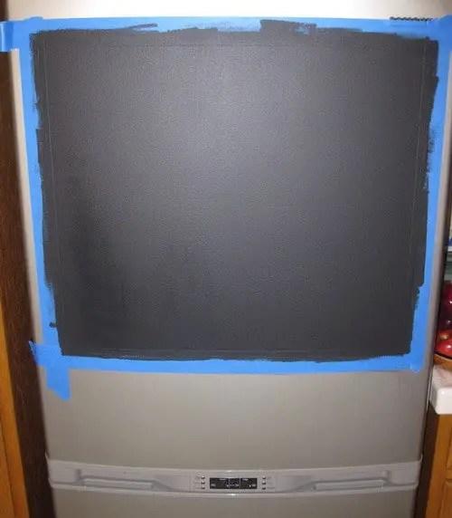 Rust Oleum To Paint Refrigerator