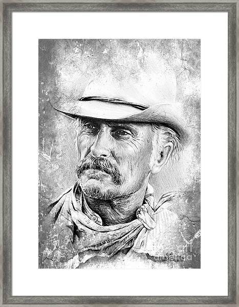 Lonesome Dove Framed Art Prints   Fine Art America