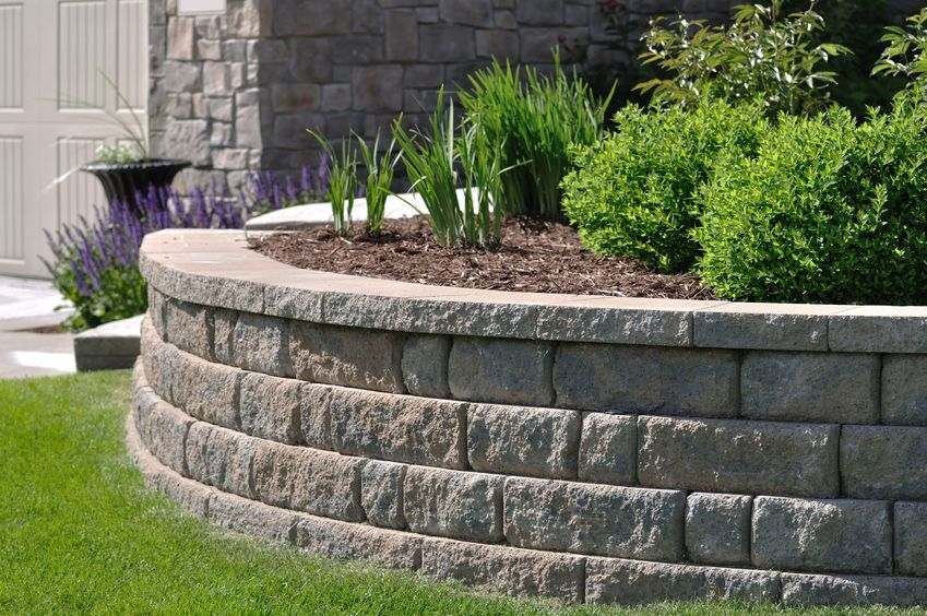 Can The Cost Of Retaining Walls Be Added Into Mortgages
